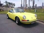 1972 Porsche 911T Surfers Paradise Gold Coast City Preview