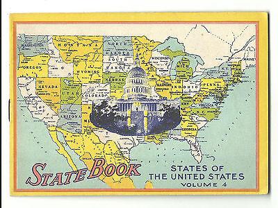 Old Advertising Booklet SUNDIAL SHOES State Book Vol 4 Harris Store Gettysburg