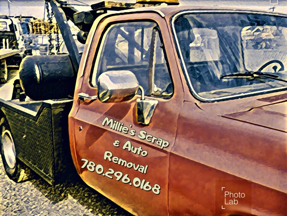 Unwanted vehicle and scrap removal | Towing & Scrap Removal | Grande ...
