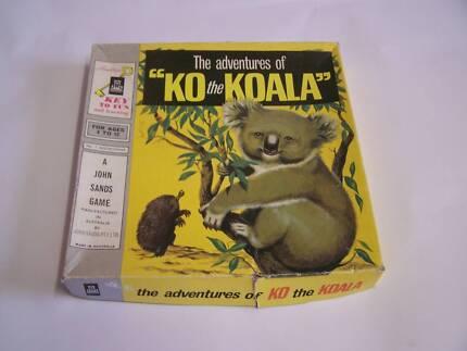 Vintage Ko the Koala Board Game 1970's CAN POST