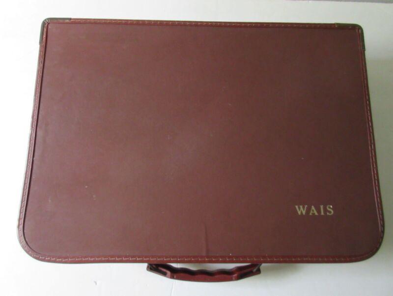 WAIS Psychological testing Case VINTAGE