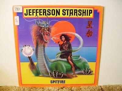 (JEFFERSON STARSHIP, SPITFIRE, VINTAGE 1976, NEAR MINT, CLASSIC ROCK N' ROLL)