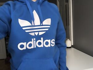 S ADIDAS Logo Hoodie (NEED GONE FAST)