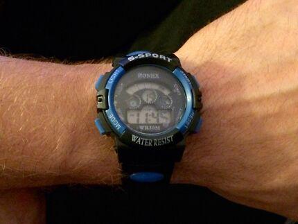 Men's Sport Watch Brand New Bondi Eastern Suburbs Preview