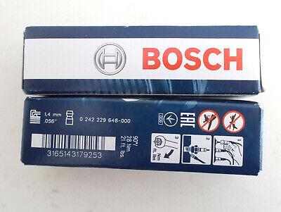 4x Opel Vectra C 1.8 Variant2 Genuine Bosch Super Spark Plugs