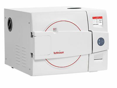 Tuttnauer Ez11plus Fully Automatic Autoclave - 2 Year Warranty