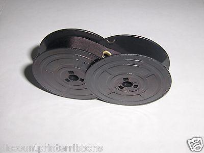 Original Olivetti Lettera 32 35 36 36c Typewriter Ribbon Black On Olivetti Spool