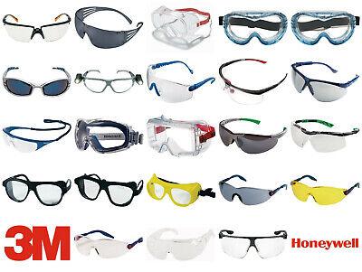 3M Schutzbrillen Arbeitsbrille Sicherheits Brille für Brillenträger Sportbrille