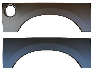 Upper Rear Wheel Arch Quarter Panel fits 09-17 Dodge Ram-PAIR