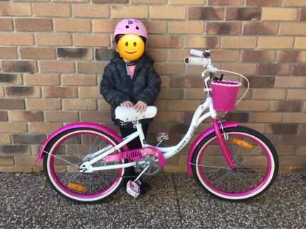 """Hyper Vintage Girls Bicycle 20"""" Wheels"""