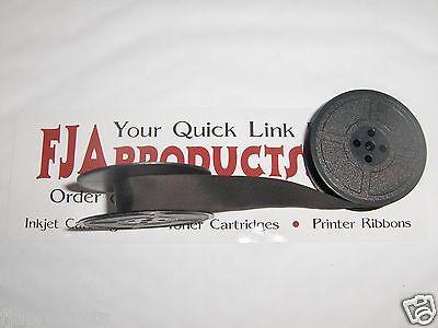 Royal Manual Portable Typewriter Ribbons - Black Ink Ribbon Free Shipping In Usa