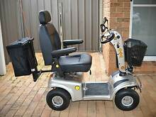 Shoperider All About Mobility Scooter Silver As New Conditio...