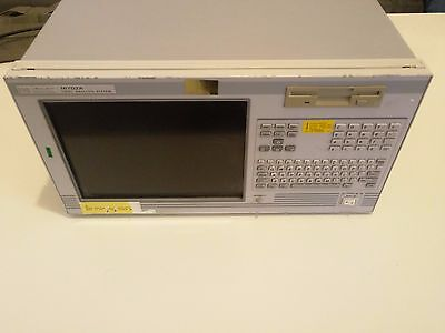 Hewlett Packard Hp Agilent 16702a Logic Analysis System W 16555d And Opt. 003