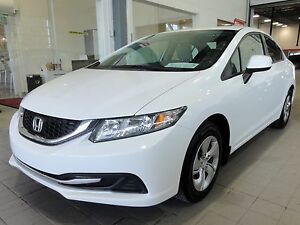 Honda Civic Sdn 4 portes, boîte manuelle, LX