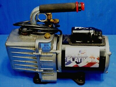 Jb Industries Dv-200n Platinum 7 Cfm 2 Stage Vacuum Pump