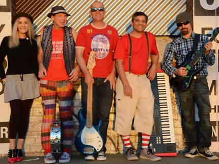 NChant - a 5 piece band of amazing musicians West Perth Perth City Preview