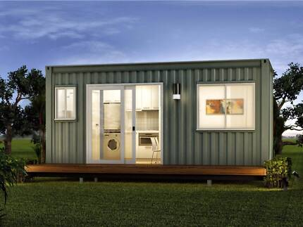20ft and 40ft Portable Tiny Homes