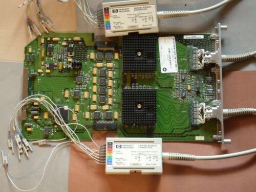 HP Agilent Keysight 16518A 16-Channel, 4 GHz High-Speed Module Expansion Card