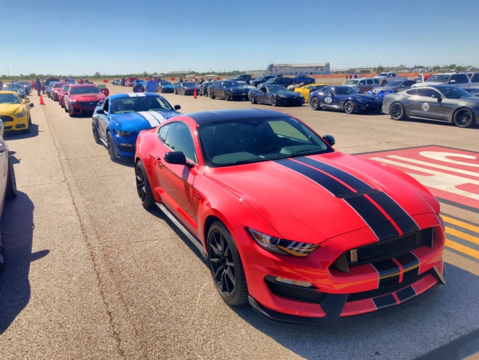 2016 Ford Mustang : 2016 Ford Shelby GT350 Mustang