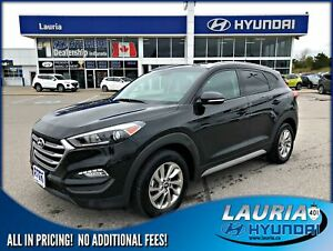 2017 Hyundai Tucson 2.0L AWD Premium - Backup camera / Bluetooth