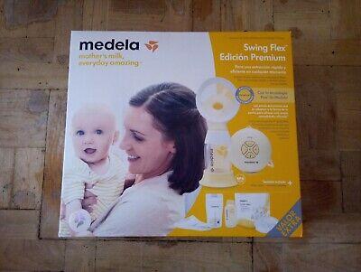 Medela Swing Flex Edicion Premium Nuevo sin abrir