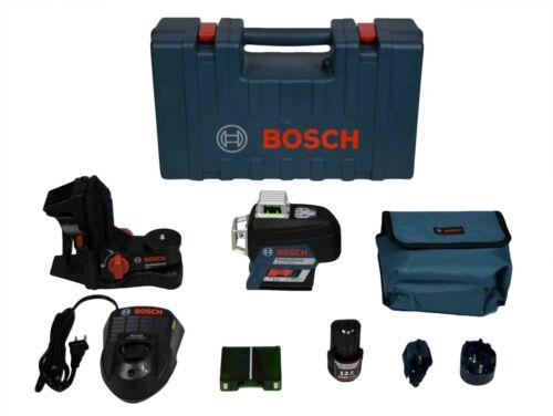Bosch GLL3-330CG 360º Three-Plane w/ free extra battery Authorized Distributor!!