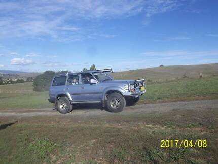 1994 Toyota LandCruiser Blue Marlin