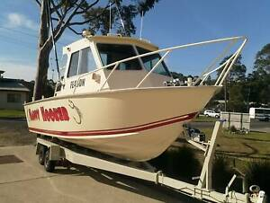 1981 Starcraft Plate Aluminium Fishing Boat, Volvo Penta Engine South Nowra Nowra-Bomaderry Preview
