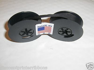 2 Pk Saver Royal 440 Blk Typewriter Ribbons Jubilee Caravan Fast Free Shipping