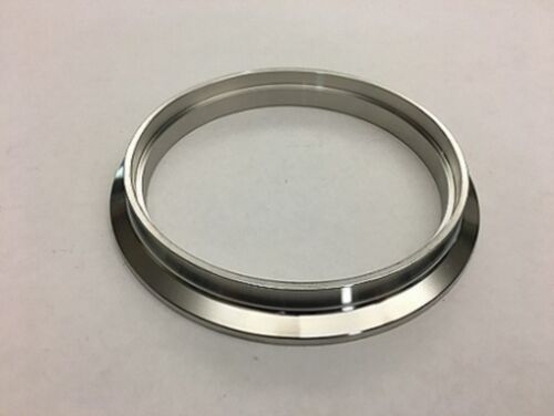 "Sus 4"" V-band Pipe Dia. Flange Downpipe T4 Flanged Turbine Housing On Gt42/gt45"