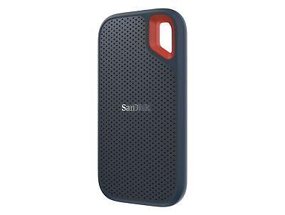 SanDisk Extreme Portable, 500 GB externe SSD, USB 3.1, schwarz