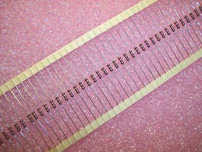 Qty 100 100k Ohm 12w 1 0207 Metal Film Resistors Sfr25h-100k-1 Vishay Rohs