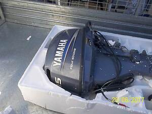 *15 HP*YAMAHA*FOUR STROKE*ELECTRIC START*OUTBOARD MOTOR* Gawler Gawler Area Preview