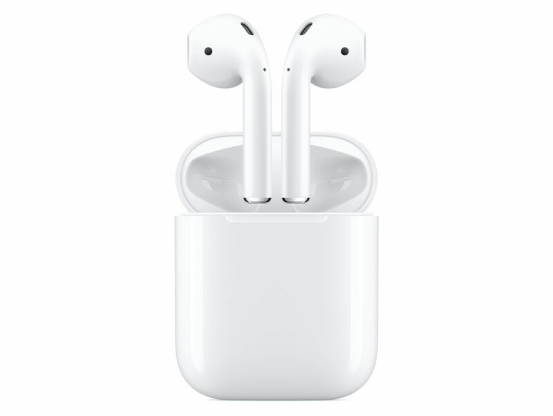 Apple AirPods, 2. Generation, Wireless