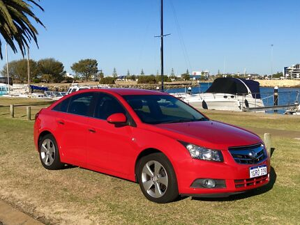 Holden Cruze 2010 JG CDX Sedan Morley Bayswater Area Preview