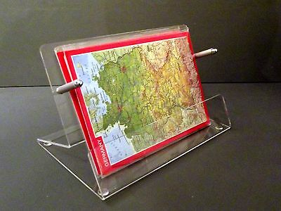 20 Stück Postkartenständer,Postkartenhalter,DIN A 6,Querformat