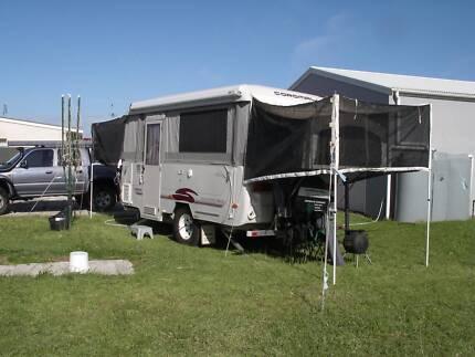 Coromal PS421 Offroad Camper