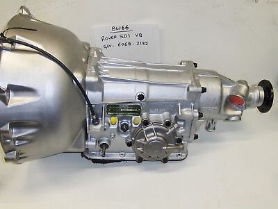 ROVER SD1 V8 GEARBOX BW66 BORG WARNER AUTOMATIC TRANSMISSION