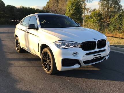 2015 BMW X6 XDRIVE 30D M-SPORT - PERFORMANCE PACKAGE!!! Darra Brisbane South West Preview