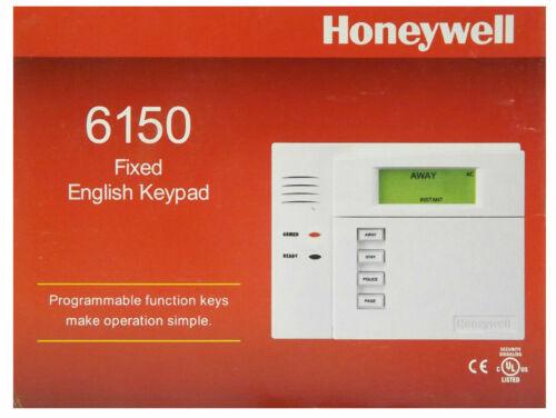 Honeywell 6150 Fixed English Display Keypad