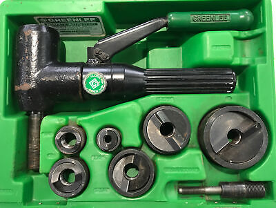 Greenlee Quick Draw 90 Hydraulic Punch Driver