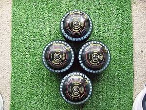 LAWN BOWLS - HENSELITE - CLASSIC 2 - SIZE  3  HEAVYWEIGHT Lilydale Yarra Ranges Preview