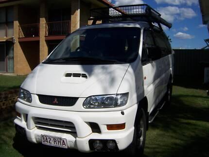 Mitsubishi Turbo Diesel 4x4 Campervan Bald Hills Brisbane North East Preview