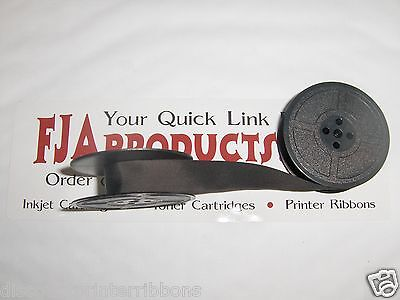 Royal Arrow Portable Spool Typewriter Ribbon Black Ink