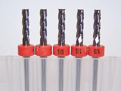 5 18 Four Flute Carbide Endmills Kyocera Tycom 1800.1250.500