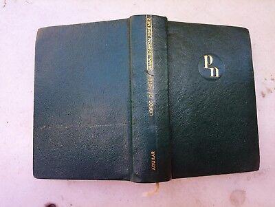 1967 Juan Ramon Jimenez, Libros de poesia, Tercera Edicion, Aguilar  segunda mano  Embacar hacia Argentina