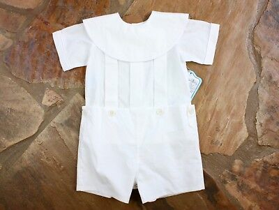 NEW Remember Nguyen Heirloom Short Set 2 2T *LAST ONE* Easter - Heirloom Baby Clothes