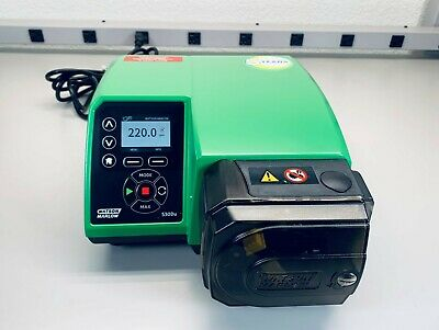 Watson Marlow 530du Peristaltic Process Pump With Pumphead And N-module