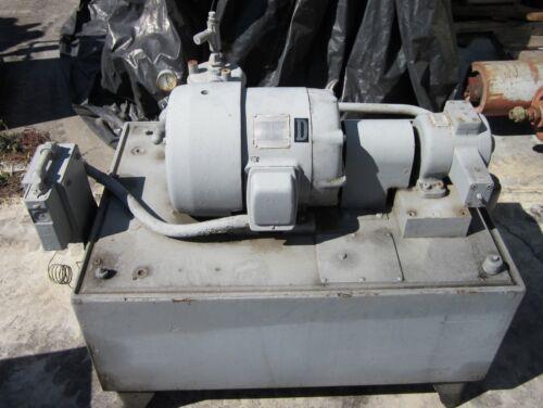 "USED Hydraulic Oil Tank Reservoir 36"" x 24"" x 14"""