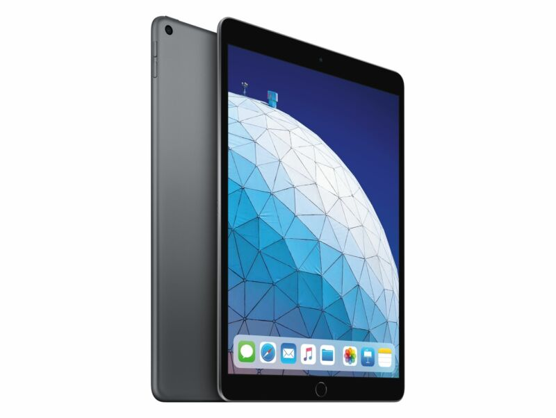 Apple iPad Air mit WiFi, 64 GB, 2019, space grau